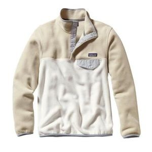 Women's white and cream Patagonia